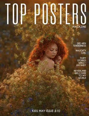 TOP POSTERS MAGAZINE - KIDS MAY (Vol 310)