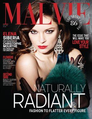 MALVIE Mag The Artist Edition Vol 86 December 2020