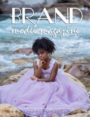 Brand Model Magazine - Issue # 17