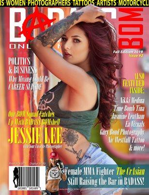 BADASS Online Magazine (BOM) Issue #2