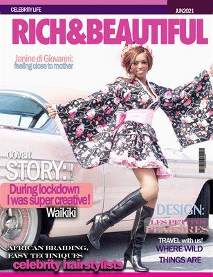 Rich&Beautiful June 21