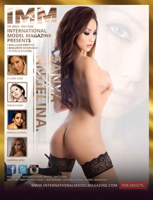 INTERNATIONAL MODEL MAGAZINE - SANYA