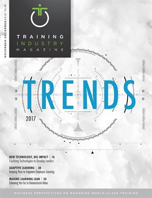 Trends 2017 | Nov/Dec 2016