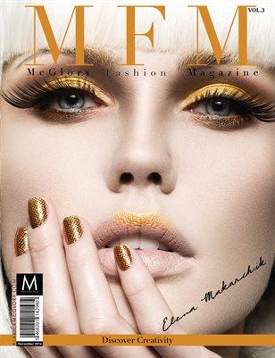 McGlory Fashion Magazine Dec Vol 3