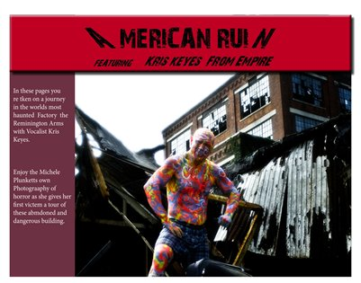 American Ruin with Kris Keyes from Empire