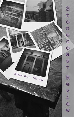 Stonecoast Review, Issue 1: Fall 2013