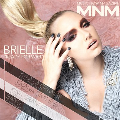 Music Now Magazine Issue 27 Brielle Press