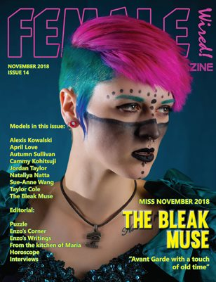 Female Wired Magazine - Issue 14 - November 2018