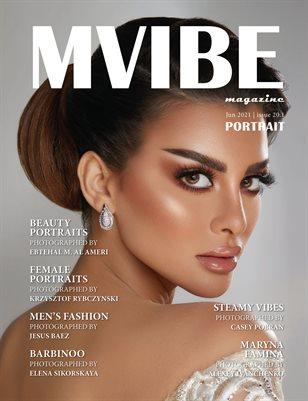 MVIBEmagazine June 2021 issue 20.1 Portrait