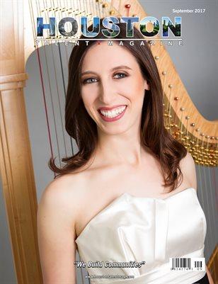 Houston Talent Magazine September 2017 Edition