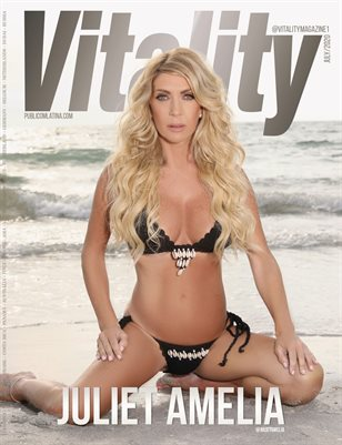 VITALITY Magazine - JULIET AMELIA - July/2020