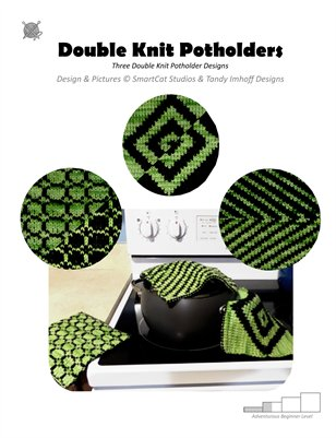 Double Knitted Potholders