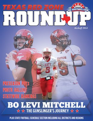 TexasHSFootball.com - Red Zone Roundup 2014