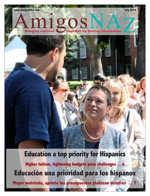AmigosNAZ July 2014