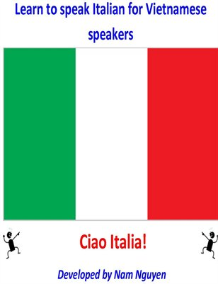 Learn to Speak Italian for Vietnamese Speakers