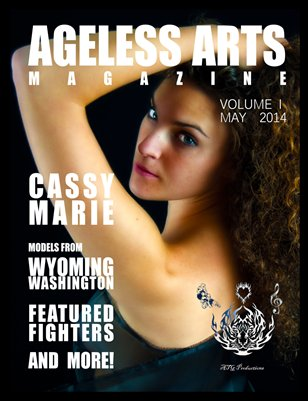 Ageless Art Magazine Volume I (Employee)