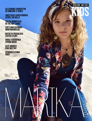 MARIKA MAGAZINE KIDS (ISSUE 898 - MAY)