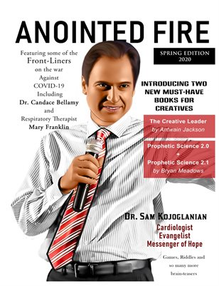 Anointed Fire Magazine (Spring Edition, 2020)