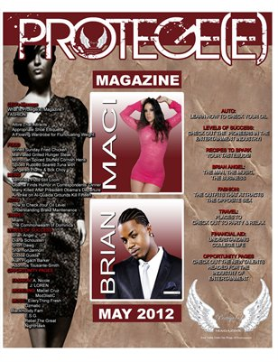 Protege(e) Magazine - Entertainment