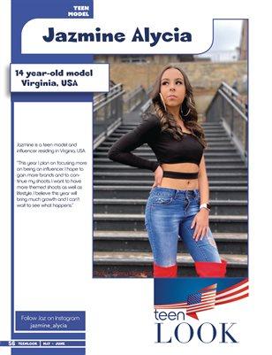 Virginia teenmodel