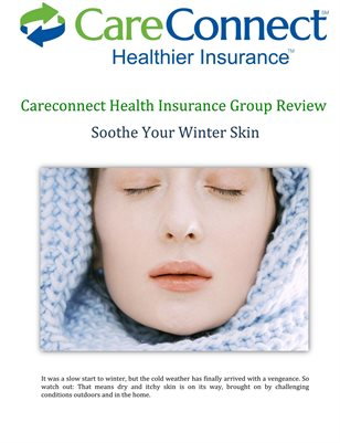 Careconnect Health Insurance Group Review: Soothe Your Winter Skin