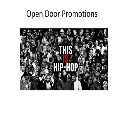 Open Door Promotions