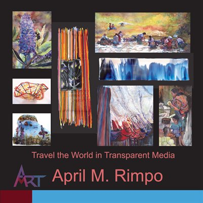 Travel the World in Transparent Media