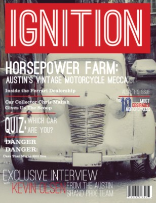 Ignition Magazine Proof