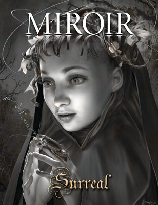 MIROIR MAGAZINE • Surreal •       JOHN BROPHY