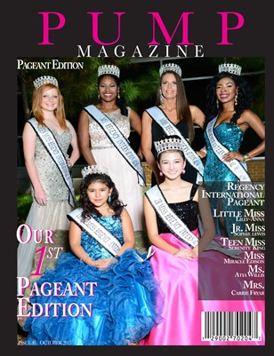 PUMP Magazine Pageant Edition Issue 41