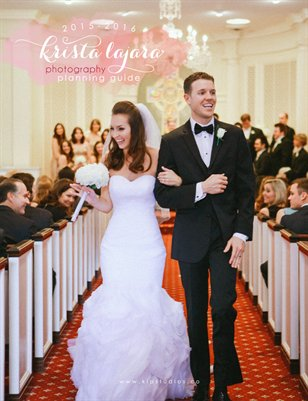 KLP Studios: New Bride Welcome Packet