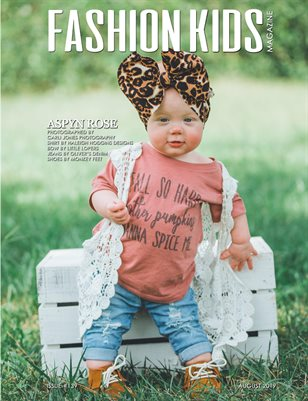 Fashion Kids Magazine | Issue #139