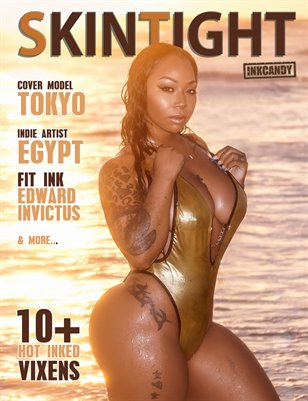 SKINTIGHT Inked Candy Vol 3 (Tokyo)