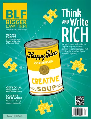 Think and Write Rich - February 2012