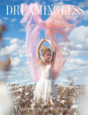 DREAMINGLESS MAGAZINE - ISSUE 12.2