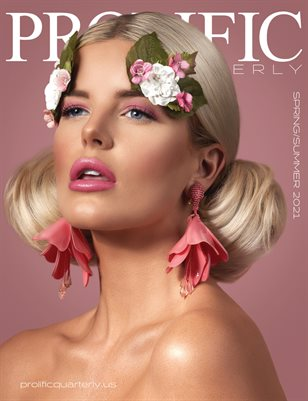 Prolific Quarterly | printemps été | Spring/Summer 2021