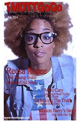 TMOTTGoGo Magazine - Reesa Renee - July 2014