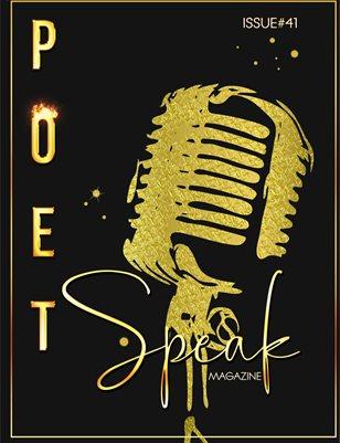 Issue #41 Poet Speak Magazine