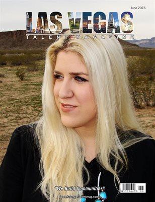 Las Vegas Talent Magazine June 2016 Edition