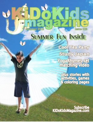 KiDo Kids Magazine Summer 2012