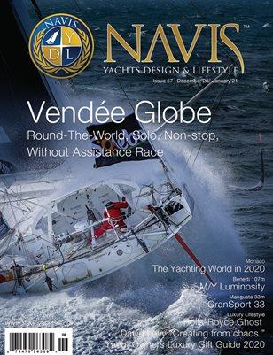 NAVIS Luxury Yacht Magazine #57