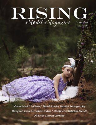 Rising Model Magazine Issue #85
