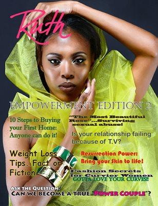 Ruth Magazine Empowerment Edition II