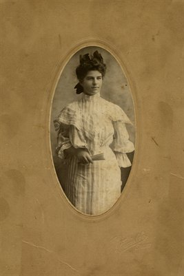 Mary Dowd, age 16yrs, Quincy, Illinois, July 14, 1903, 531 Vine Street