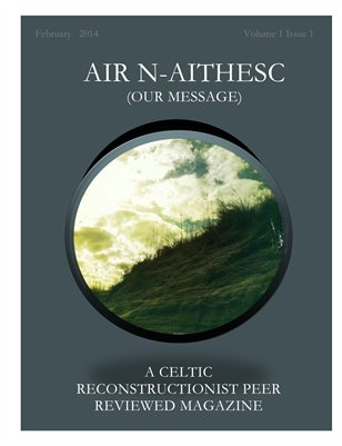 AIR N-AITHESC (OUR MESSAGE)  Volume 1 Issue 1