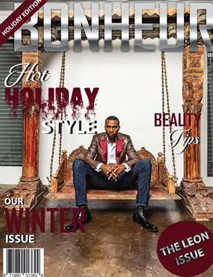BONHEUR THE LEON ISSUE WINTER 2018