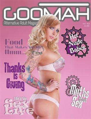 Goomah Magazine - Nov 2013