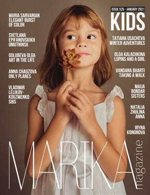 MARIKA MAGAZINE KIDS (ISSUE 526 - January)