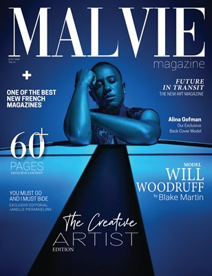 MALVIE Mag The Creative Artist Vol. 41 JULY 2020