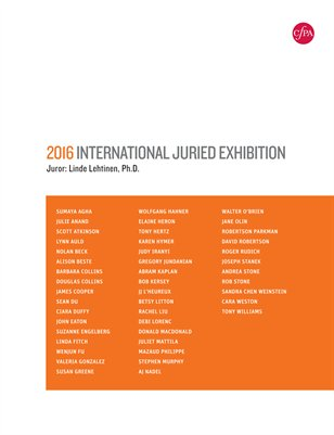 CPA 2016 International Juried Exhibition
